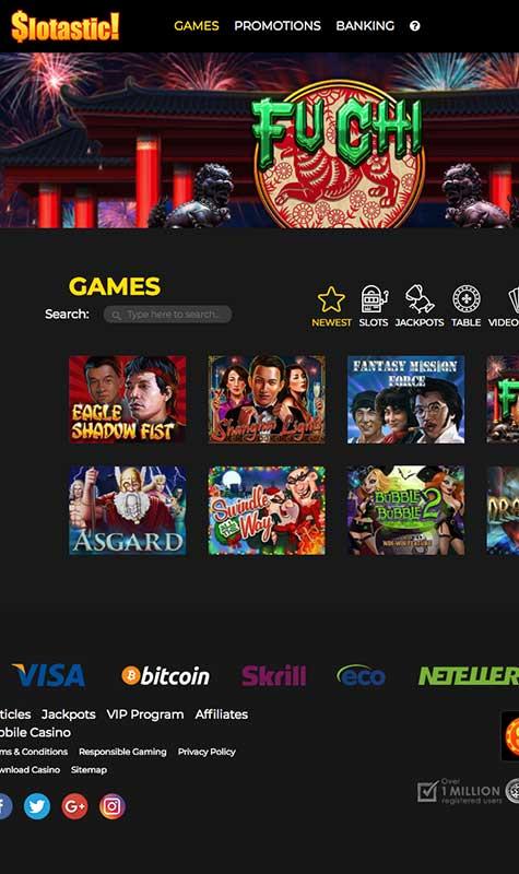 ruby fortune mobile casino download
